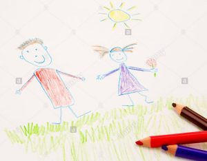 a-genuine-kids-drawing-with-some-coloured-pencils-CW4T36